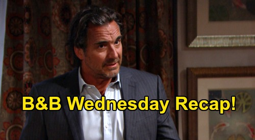 The Bold and the Beautiful Spoilers: Wednesday, August 12 Recap - Quinn Tells Shauna Marriage Scam 'For The Greater Good'