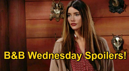The Bold and the Beautiful Spoilers: Wednesday, December 30 Recap - Liam Prepares To Confess To Hope
