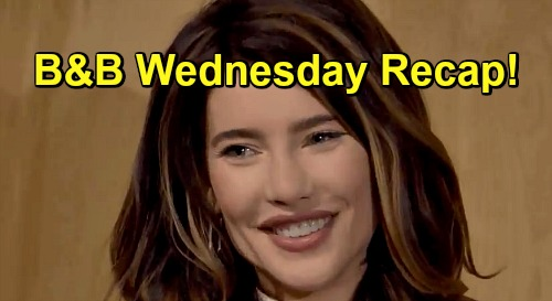 The Bold and the Beautiful Spoilers: Wednesday, November 11 Recap - Mannequin Insists Thomas Reclaim Douglas & Hope Family