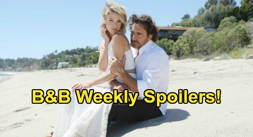 The Bold and the Beautiful Spoilers: Week of June 29