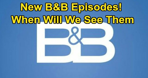 The Bold and the Beautiful Spoilers: When Will There Be New Episodes of B&B – Answers About CBS Soap Resuming Production