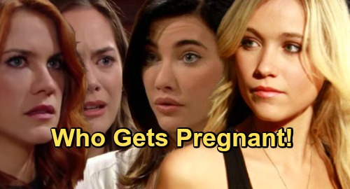 The Bold and the Beautiful Spoilers: Who Will Get Pregnant Next on B&B – 5 Characters at Risk of Baby Drama