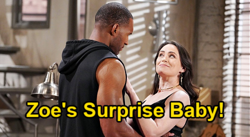 The Bold and the Beautiful Spoilers: Will Pregnant Zoe Recast Complicate Carter's Future with Quinn – Return with Baby on Board?