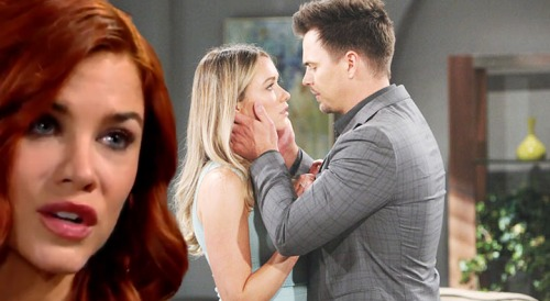 The Bold and the Beautiful Spoilers: Will Wyatt & Flo Marry and Start a Family – Sally Sees She Has to Let 'Wally' Go