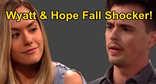 The Bold and the Beautiful Spoilers: Should Liam & Flo Worry About Exes Reuniting? - Wyatt & Hope Romances Blow Up This Fall