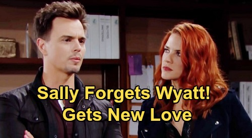 The Bold and the Beautiful Spoilers: Sally Wins, Ditches Wyatt Fixation - Finds New Love, Strong Spectra Rises Again?