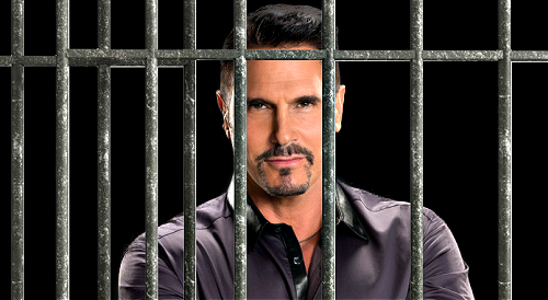 The Bold and the Beautiful Spoilers: Bill Arrested, Major Vinny Murder Suspect - On the Hook for Homicide