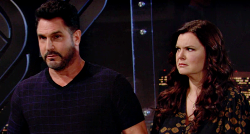 The Bold and the Beautiful Spoilers: Bill Targets Ridge & Forrester Creations - Revenge for Justin's Alliance?
