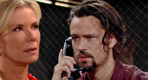 The Bold and the Beautiful Spoilers: Brooke Stands Against Liam's Wishes - Fears Reigniting Thomas' Hope Obsession