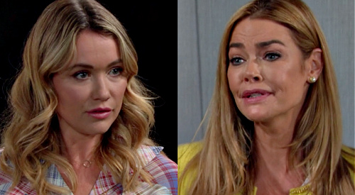 The Bold and the Beautiful Spoilers: Brooke's Ultimatum - Forgives Flo But Bans Shauna Forever?