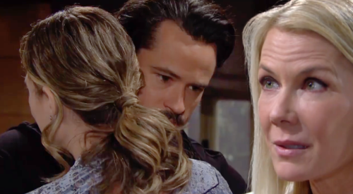 The Bold and the Beautiful Spoilers: Brooke's Worst Fear Realized – Hope Turns to Thomas