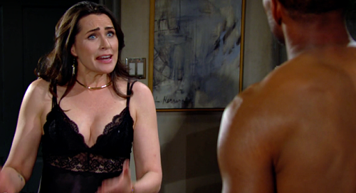 The Bold and the Beautiful Spoilers: Carter Proposes Quinn - The New Couple's Quick Engagement?