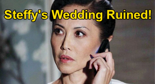The Bold and the Beautiful Spoilers: Finn Rages as Parents Ruin Steffy's Big Day – Jack & Li Finnegan Derail Wedding Reception