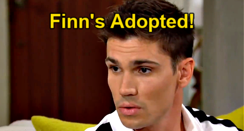 The Bold and the Beautiful Spoilers: Finn's Adoption Confession – Steffy Hears Surprising Family Story
