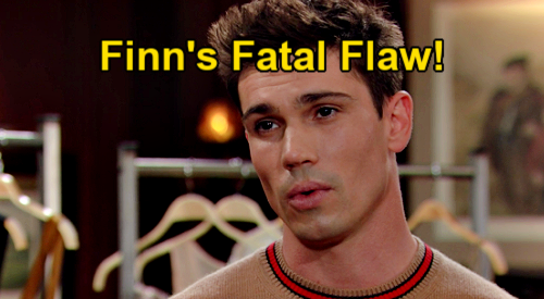 The Bold and the Beautiful Spoilers: Finn's Fatal Flaw - Is Doc Dangerously Obsessed With Steffy?