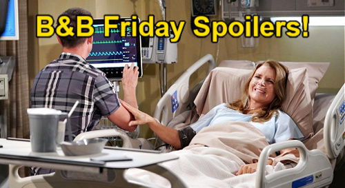 The Bold and the Beautiful Spoilers: Friday, September 10 – Finn Forced to Choose Steffy or Sheila – Eric's Romantic Surprise