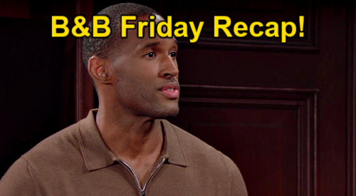 The Bold and the Beautiful Spoilers: Friday, September 10 Recap – Eric Pushes Carter to Satisfy Quinn – Finn Shuts Out Sheila