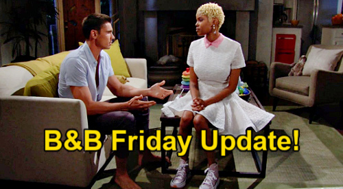 The Bold and the Beautiful Spoilers: Friday, September 17 Update – Finn Craves Dangerous Sheila Bond – Eric's Sad Wish Comes True