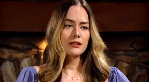 The Bold and the Beautiful Spoilers: Hope Convinces Liam to Confess – Bill & Son Arrested for Vinny Hit-and-Run?
