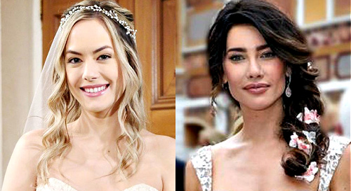 The Bold and the Beautiful Spoilers: Hope & Steffy New Weddings, Thomas & Finn Their Grooms – Liam's Ex-Wives Happily Move On?