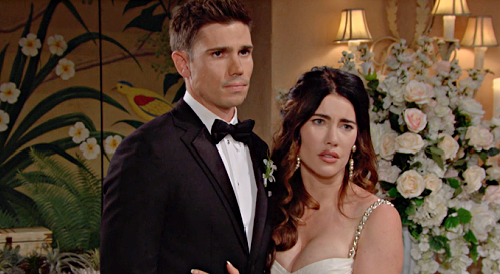 The Bold and the Beautiful Spoilers: Jacqueline MacInnes Wood Hopes Steffy & Finn Will Make It - Talks Sheila Horror