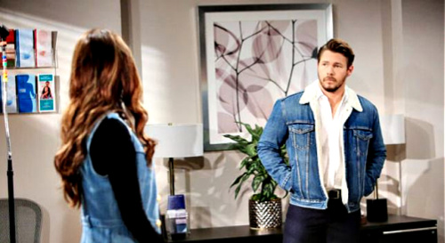 The Bold and the Beautiful Spoilers: Jacqueline MacInnes Wood Says Steffy & Liam Finished Forever - Steam's 'Point of No Return'
