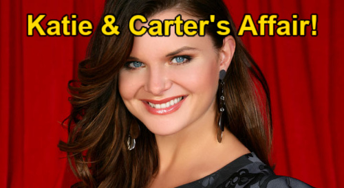The Bold and the Beautiful Spoilers: Katie & Carter's Unexpected Romance – Bill Stunned Over New Competition?