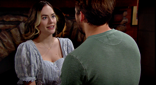 The Bold and the Beautiful Spoilers: Liam's Romantic Evening Ends in Disaster – Hope Senses Guilt, Pursues the Truth