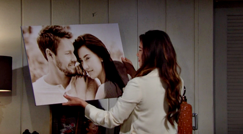 The Bold and the Beautiful Spoilers: Liam Bitter Over Missing 'Steam' Portrait – Steffy's Solid Finn Future Rules