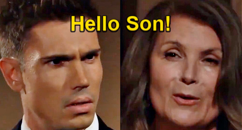 The Bold and the Beautiful Spoilers: Li's Huge Lie - See Who Adoptive Mom's Hiding From Finn?