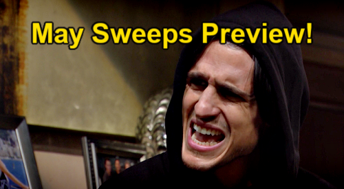 The Bold and the Beautiful Spoilers: May Sweeps Preview – Shocking Vinny Twist, Thomas' Dark Desire, Quinn's Temptation and More