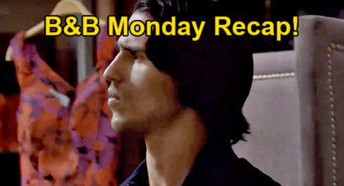 The Bold and the Beautiful Spoilers: Monday, February 22 Recap - Finn Impresses Ridge - Vinny's Paternity Test Knowledge