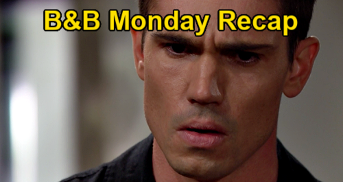 The Bold and the Beautiful Spoilers: Monday, January 11 Recap - Finn Horribly Upset by Steffy Sleeping With Liam