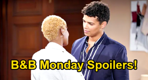 The Bold and the Beautiful Spoilers: Monday, July 26 – Quinn & Carter Get Reckless - Zende Thrown by Paris' Living Arrangement