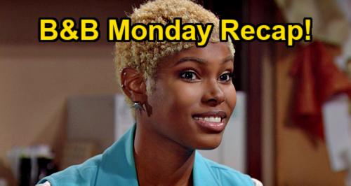 The Bold and the Beautiful Spoilers: Monday, July 26 Recap – Quinn Fears Eric's New Woman - Paris Gushes Over Handsome Dr. Finn