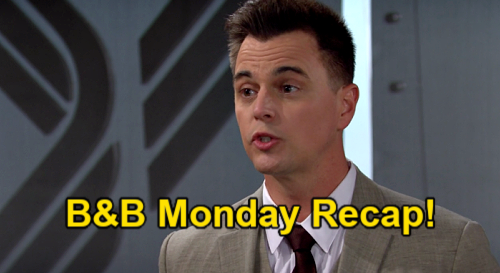 The Bold and the Beautiful Spoilers: Monday, June 14 Recap – Quinn Rats Zoe Out for Smoothie Sabotage, Begs Paris on Her Knees
