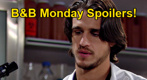 The Bold and the Beautiful Spoilers: Monday, March 1 - Finn's Surprising Encounter - Thomas' Paternity Test Resolution