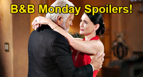 The Bold and the Beautiful Spoilers: Monday, September 13 – Quinn Rejects Eric's Plan for Carter Passion – Donna Confesses