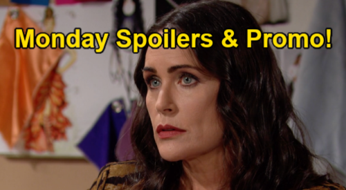 The Bold and the Beautiful Spoilers: Monday, September 13 Update – Eric's Solution Vetoed – Liam & Wyatt Swap Stories