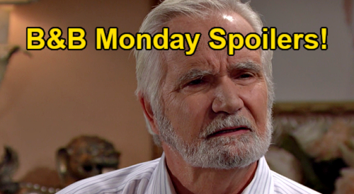 The Bold and the Beautiful Spoilers: Monday, September 20 – Finn's Impossible Steffy Promise – Quinn & Carter Face Eric