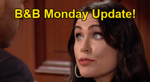 The Bold and the Beautiful Spoilers: Monday, September 20 Update – Wildcard Sheila's Threat to Finn & Steffy - Quinn's Shame