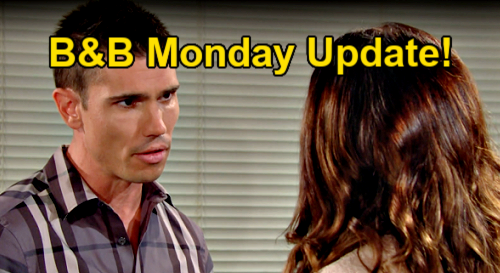 The Bold and the Beautiful Spoilers: Monday, September 6 Update – Quinn's Confession Rips Eric – Steffy Fumes at Sheila's Trick