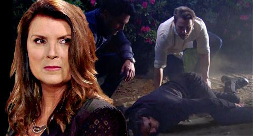 The Bold and the Beautiful Spoilers: Sheila Carter Witnessed Vinny's Accident Scene? – Liam And Bill In Deep Trouble