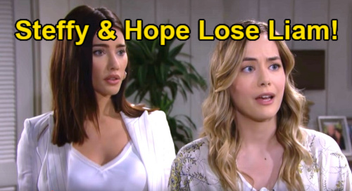 The Bold and the Beautiful Spoilers: Steffy & Hope Face Life Without Liam – Rivals Brought Together to Plan Future