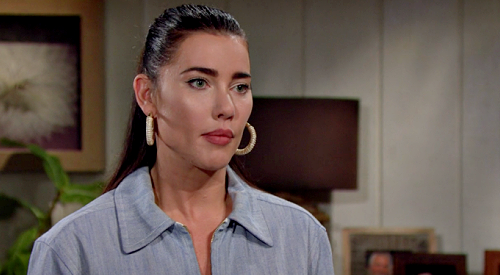 The Bold and the Beautiful Spoilers: Steffy Threatens to Leave LA with Hayes & Kelly – Warns Finn Handle Sheila or Separate?