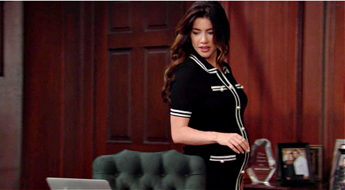 The Bold and the Beautiful Spoilers: Steffy and Finn To Have a Boy – Bonus Scene Predicts Baby Gender?