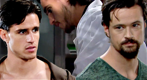 The Bold and the Beautiful Spoilers: Thomas Betrays Steffy - Keeps Vinny's Paternity Secret?