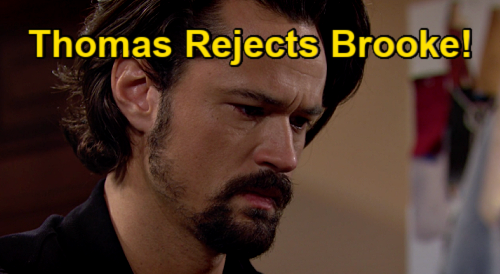 The Bold and the Beautiful Spoilers: Thomas & Brooke's War Over Steffy's Job – Ridge's Son Rejects Logan Taking Sister's Place?