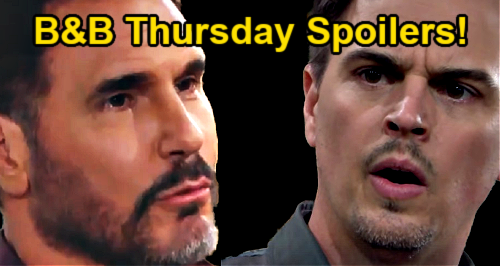 The Bold and the Beautiful Spoilers: Thursday, April 29 – Wyatt's Car Questions Spark Outrage – Bill's Suspicious Overreaction