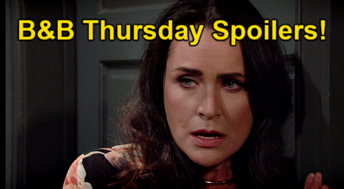 The Bold and the Beautiful Spoilers: Thursday, July 22 – Carter Blocks Move to Crush Quinn – Wyatt Calls Out Mom's Wild Behavior